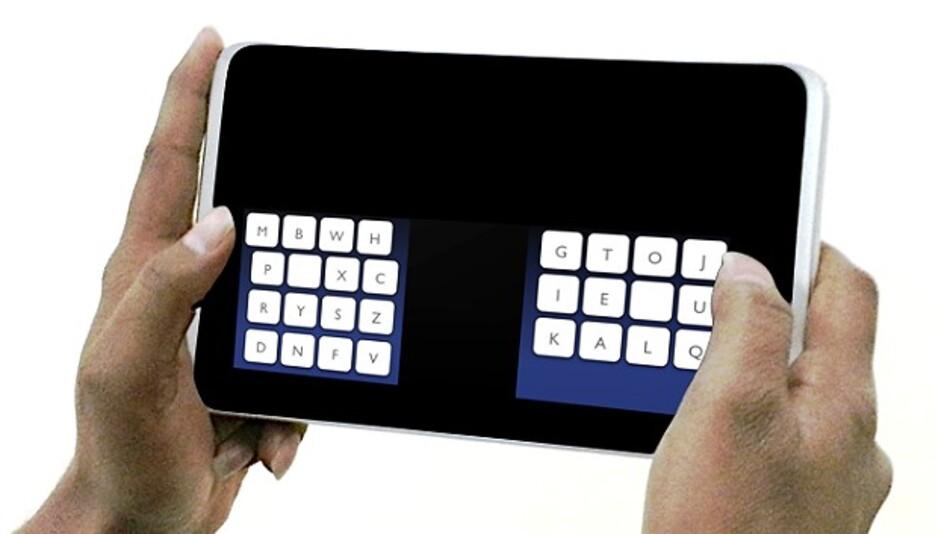 Die KALQ-Tastatur