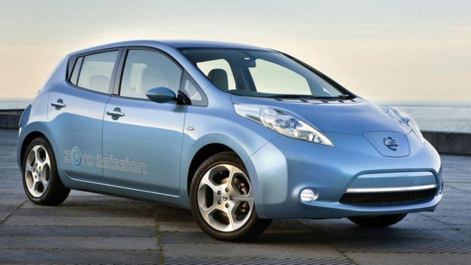 Der Nissan Leaf ist das weltweit meistverkaufte Elektroauto.