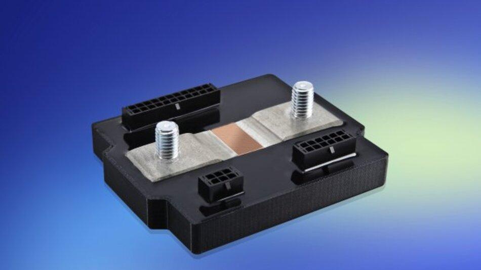 Das Batteriemanagementsystem IB4 der Isabellenhütte auf Shunt-Basis