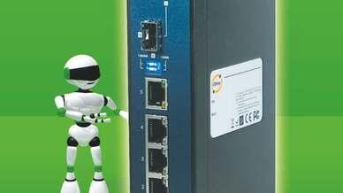 »ORing IGPS-1411« von ICP Deutschland