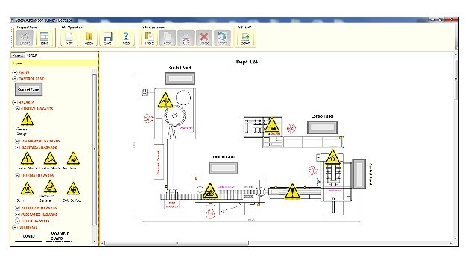 Der »Safety Automation Builder« (SAB) von Rockwell in Aktion