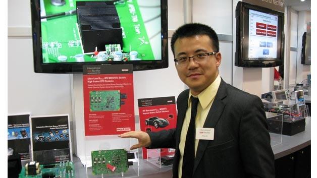 """""""IR's neue COOLiRFET-Familie von Automotive-qualifizierten 40V-MOSFETs erzielt in allen Gehäusevariationen einen Benchmark-Rds(on) und liefert dadurch eine hoch effiziente Lösung für Hochstrom-Applikationen im Kraftfahrzeug"""", so Jifeng Qin, Product Manager Automotive MOSFETs im Geschäftsbereich Automotive Products."""
