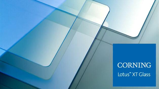 Mit dem neuen Displayglas will man an die Erfolge des bekannten Gorilla-Glases anknüpfen, nachdem die erste Version des Lotus-Glases kein Verkaufsschlager war.