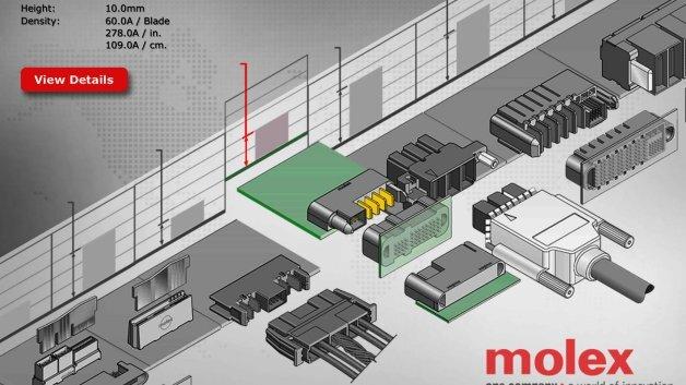 App für Mobiltelefone bietet Zugriff auf Molex-Lösungen