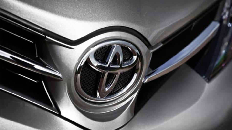 Toyota arbeitet an der Vernetzung von Ampeln und Fahrzeugen.