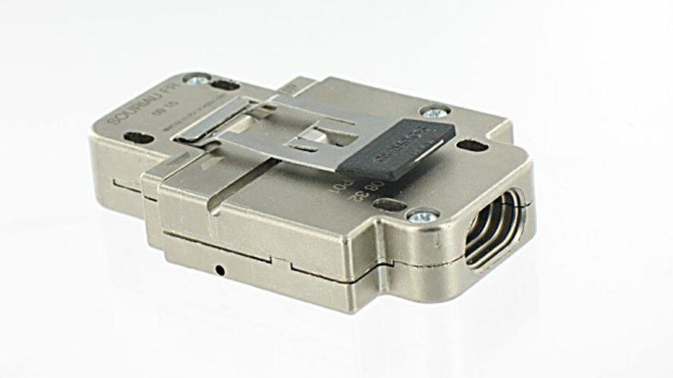 microComp Quicklatch – Ultraleichter Miniaturstecker