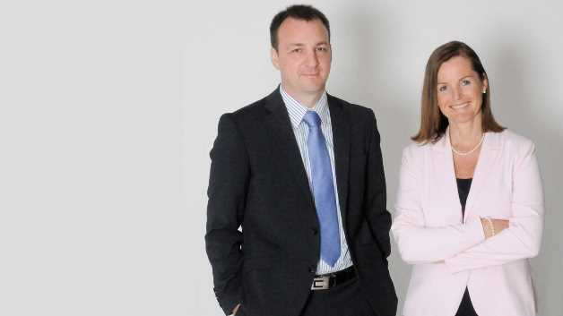 Corinna Vizenetz und Thomas Volkwein übernehmen die Geschäftsleitung bei Megatron