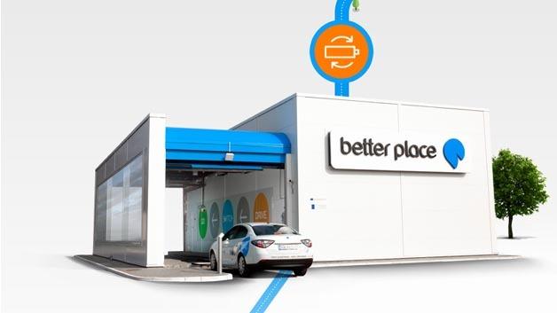 Start-Up Better Place muss Insovenz anmelden.