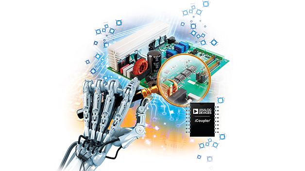 Analog Devices: Digitalisolatoren in AC-Motorsteuerungen | Elektronik