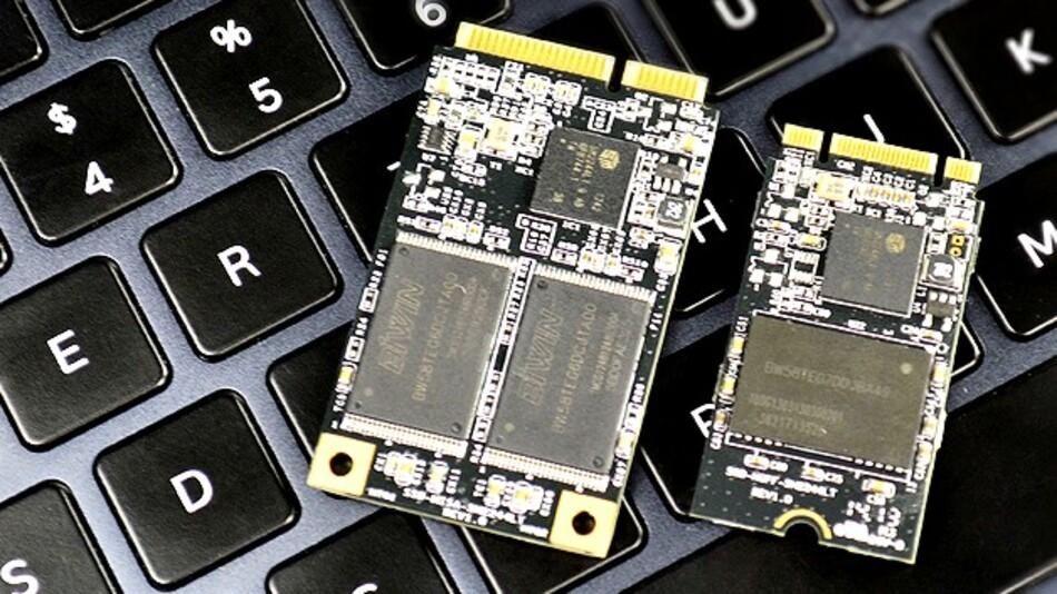 Die neuen Solid-State-Disks (SSDs) von BIWIN.