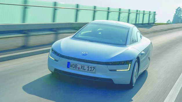 Wie fährt sich der VW XL1 in der Praxis?