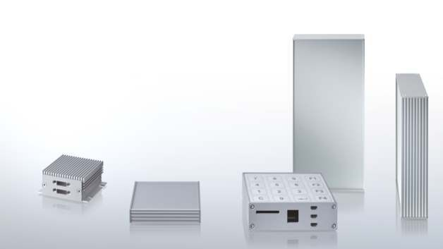 Für Boplas Filotec-Familie aus Aluminium gibt es derzeit insgesamt 78 Standardgehäuse, die sich aus vier Baubreiten, zwei bzw. drei Bauhöhen, drei Varianten und verschiedenen Standardlängen zusammensetzen.