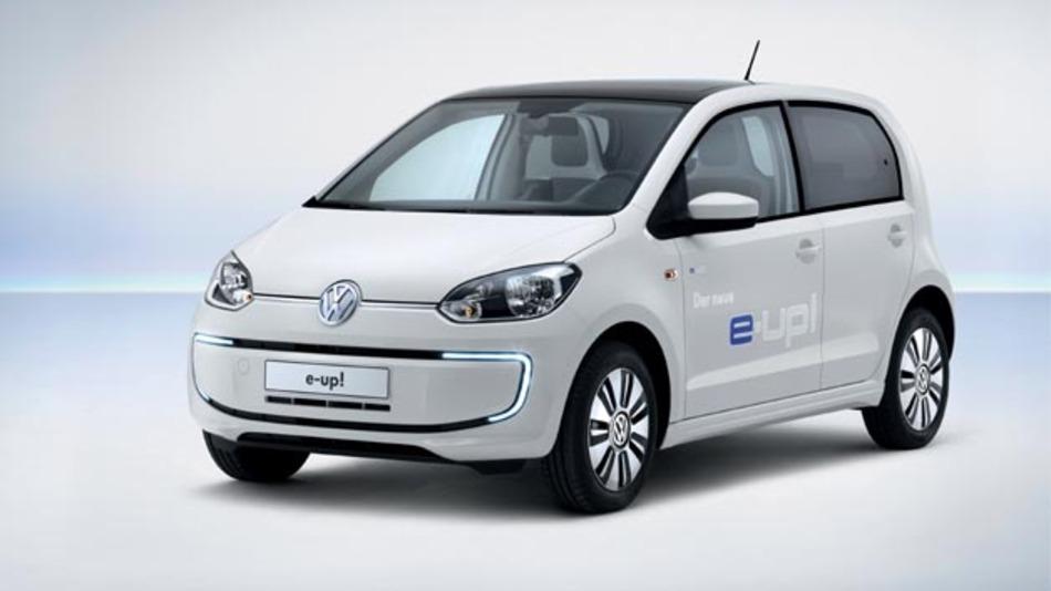 Die Teilnehmer eines Feldversuchs für INEES testen je ein halbes Jahr mit einem Volkswagen e-up!, wie sich ihr persönliches Fahrverhalten und die Anforderungen des Strommarktes miteinander verbinden lassen.