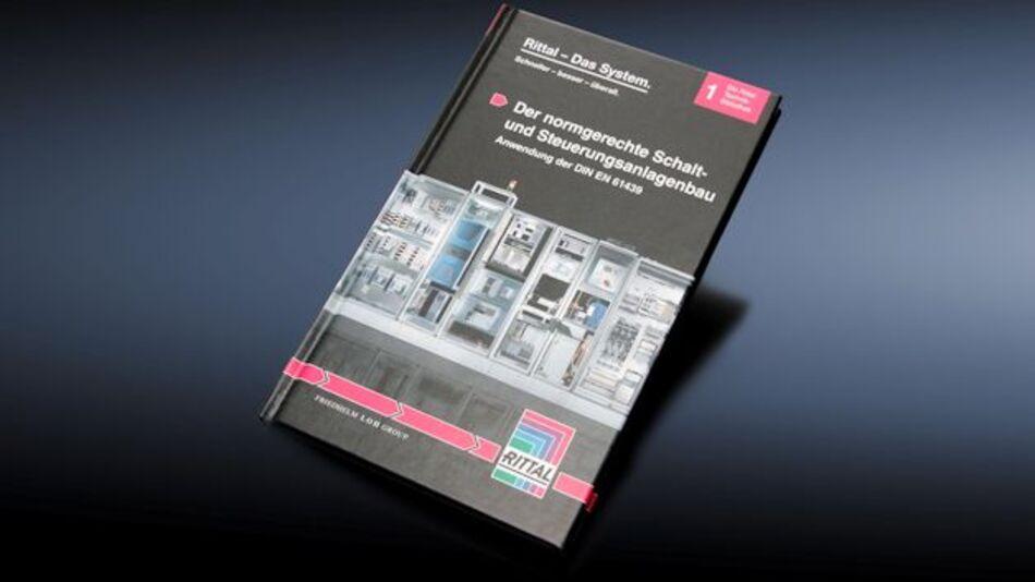 Mit dem ersten Band »Der normgerechte Schalt- und Steuerungsanlagenbau« seiner Technik-Bibliothek unterstützt Rittal Anlagenbauer bei den erforderlichen Maßnahmen zur Erfüllung der neuen Norm DIN EN 61439.