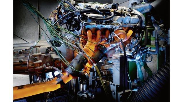Im neuen Eberspächer Werk werden Abgassysteme produziert.