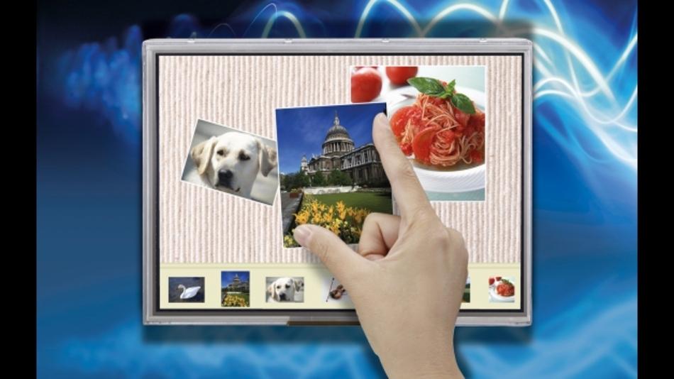 Neun neue Touchscreens von NLT