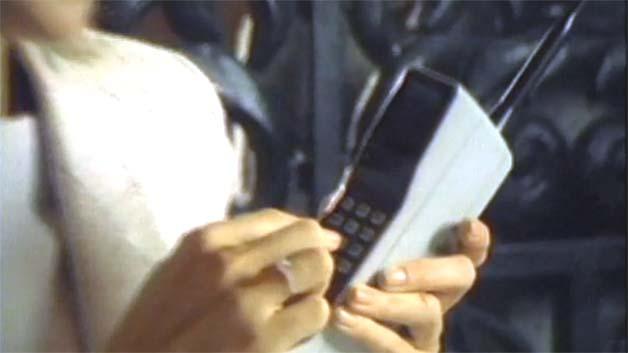Das erste Handy vor 30 Jahren war das Motorola Dynatac 8000.