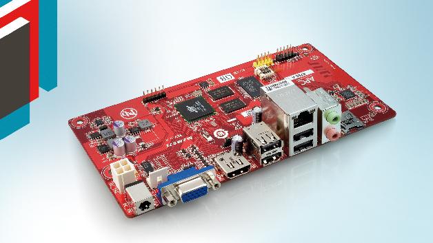 Android PC im Neo-ITX Formfaktor mit VIA ARM 800 MHz-Prozessor