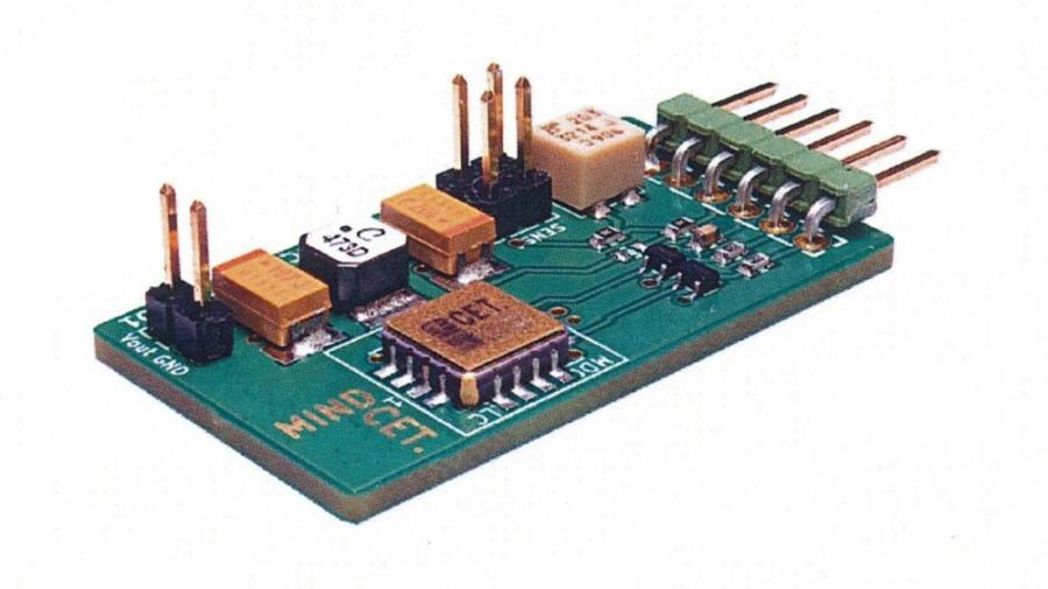 Stromversorungsmodul mit Digital-SoC