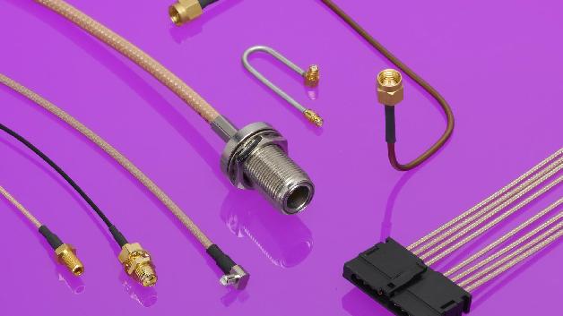 Online-Konfigurator für HF-Kabelkonfektionen