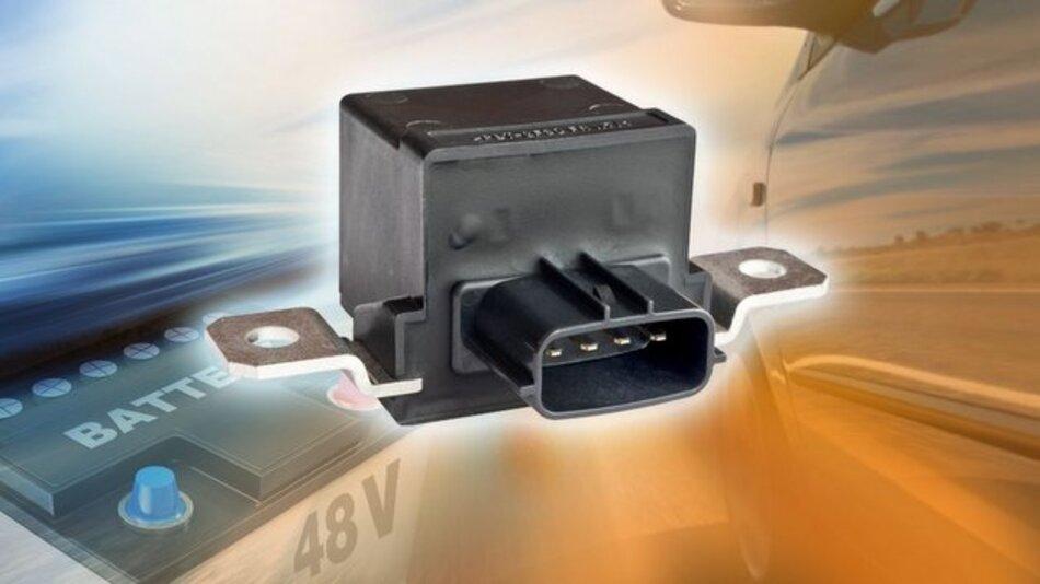 Bistabiles Batterietrennrelais CN-L von Panasonic.