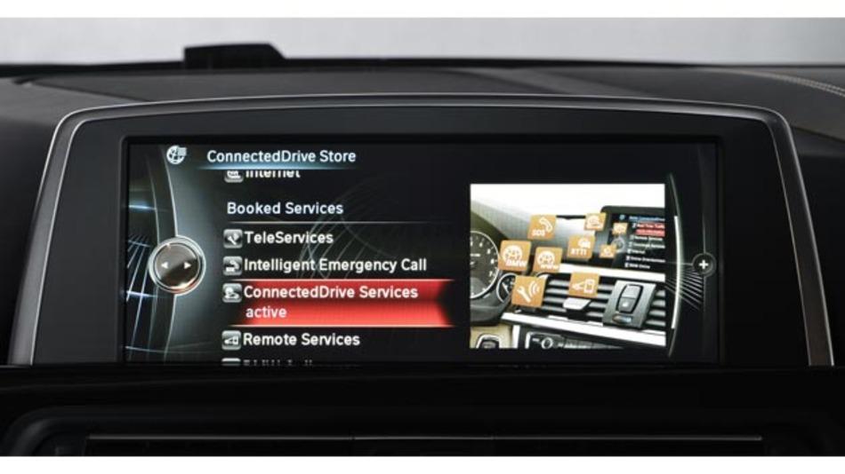 BMW richtet ConnectedDrive neu aus.