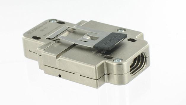 Ultraleichter Miniaturstecker