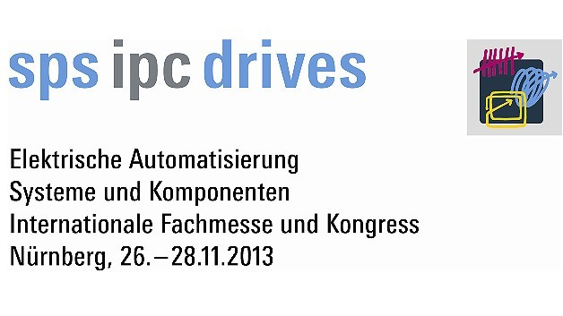 Das Logo der SPS IPC Drives 2013