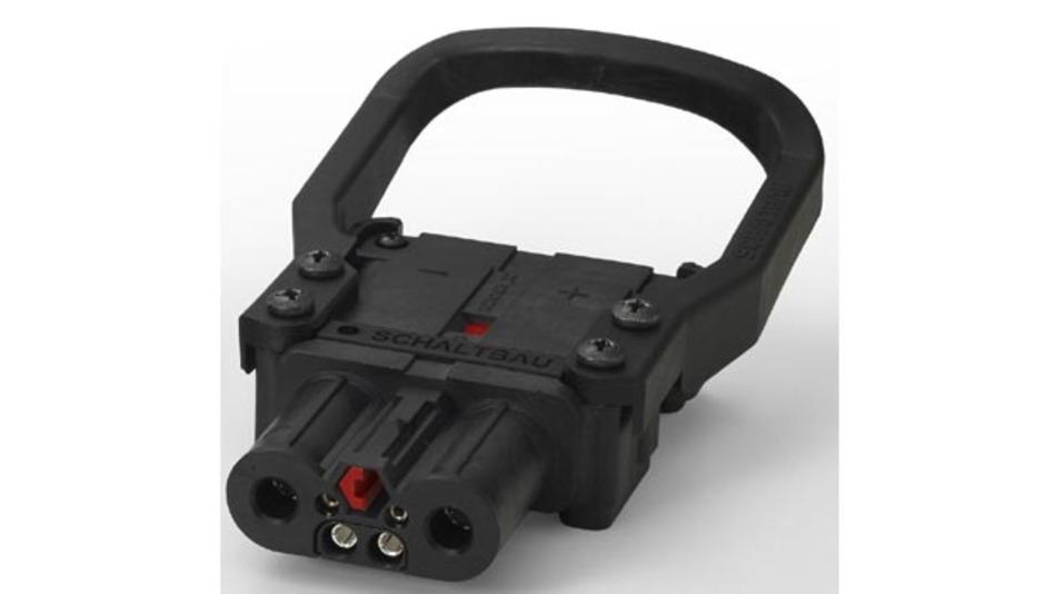 Der LV-HPC eignet sich für moderne Schnellladegeräte wie sie bei Flurförderzeugen zum Einsatz kommen.