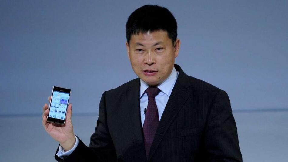 Richard Yu, Chef von Huaweis Konsumer-Geschäft, will den finnischen Handy-Hersteller Nokia kaufen.