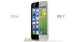 So sieht das neue iPhone-Betriebssystem iOS7 aus