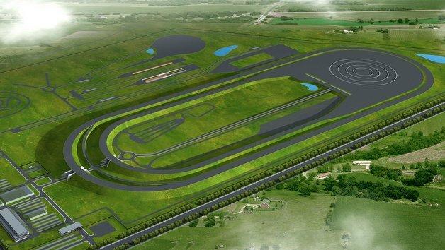 Mit der neu eröffneten Anlage in Donghai betreibt Bosch nun zwei Teststrecken in China.