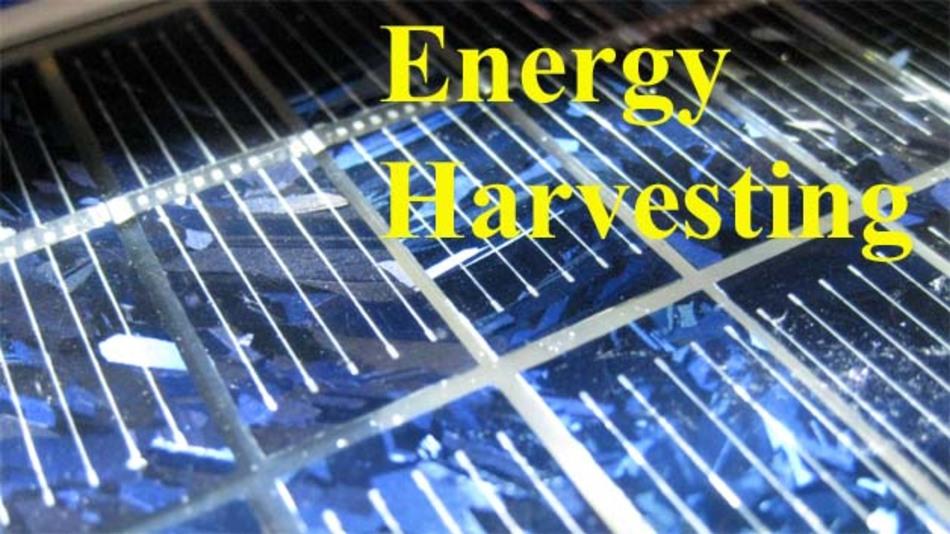 Top-Informationen und drei Praxis-Bausätze gibt es auf dem Energy-Harvesting-Workshop am 3. Juli.
