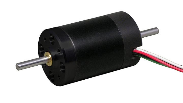 Der KinetiMax 32EB-DS von Allied Motion Technologies hat eine Lebensdauer von min. 20.000 Stunden.