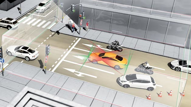 MOST-based driver assistance systems are important for the safety of all road users.