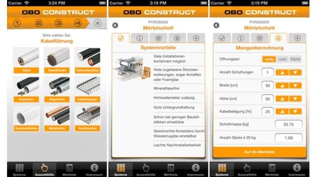 Obo Bettermann Brandschutzplanung Für Profis Mit Der Obo Construct