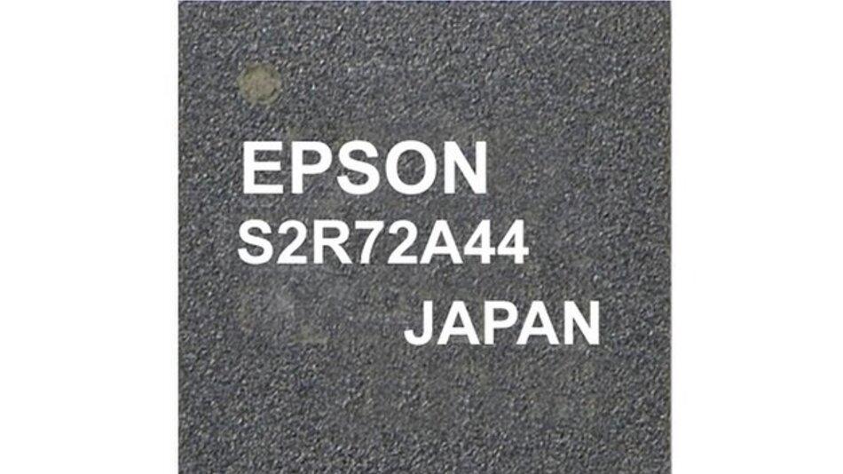 Der S2R72A44-USB-Hubcontroller von Epson.
