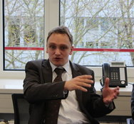 Enrico Menge,  Head of Proposition Marketing MNC, Deutsche Telekom