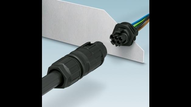 AC-Steckverbinder für die Photovoltaik