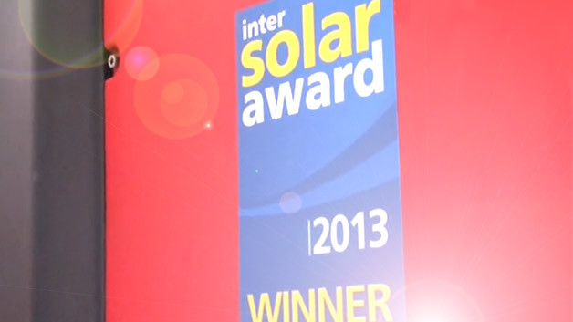 Intersolar Award Winner 2013