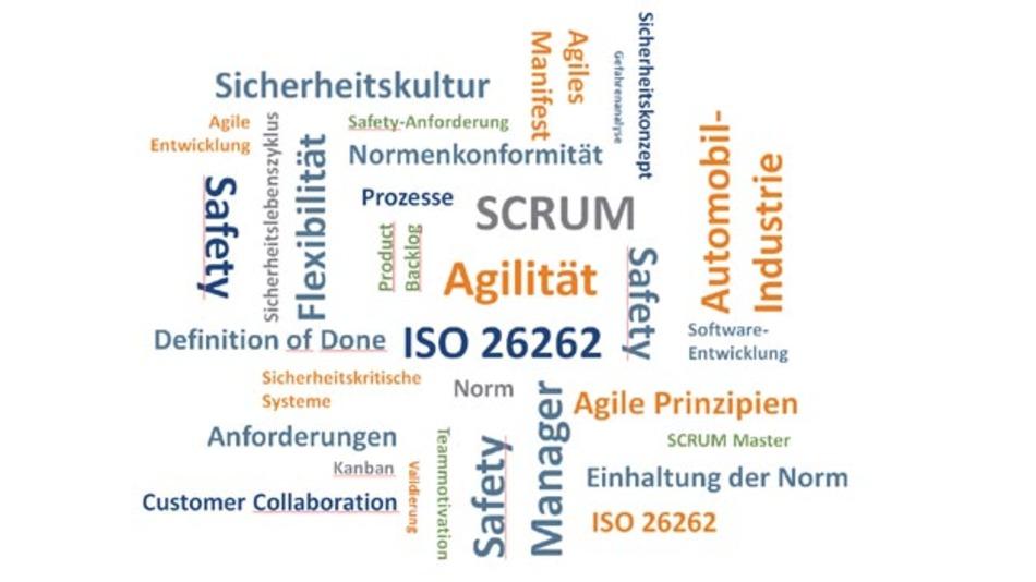 Agile Entwicklung kontra ISO 26262? Das muss nicht sein.