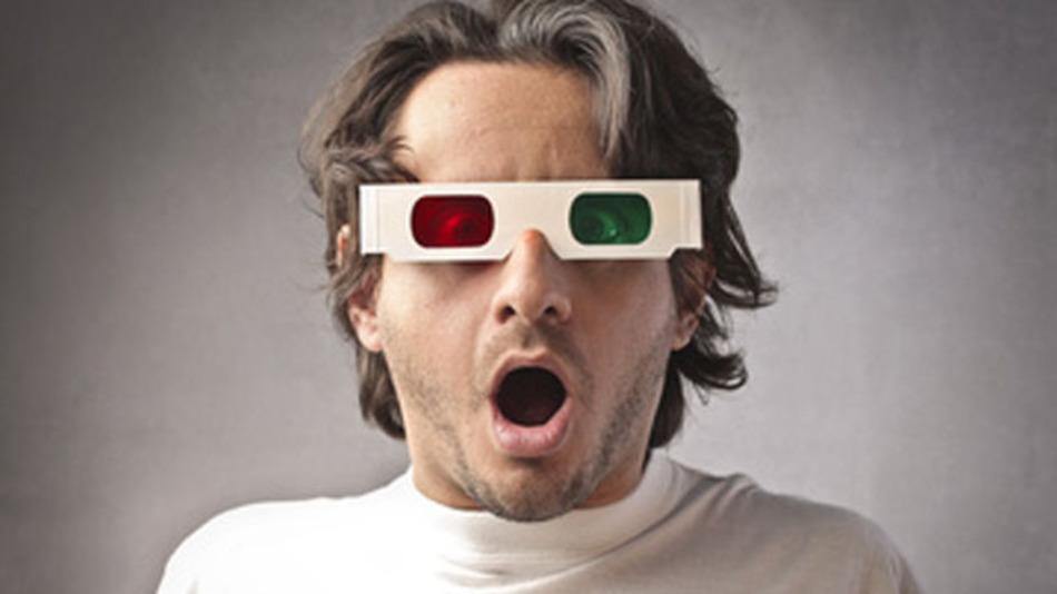 Das Fernsehen mit 3D-Brille kommt offensichtlich nicht so gut bei den Zuschauern an. Ein Grund könnte sein, dass es unpraktisch ist.