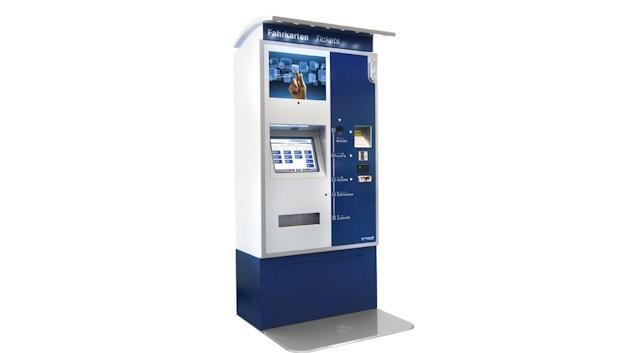Neues System von Zytronic erleichtert den Fahrkartenkauf für Tyneside Metro