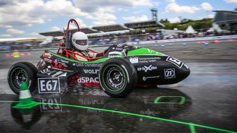 MathWorks ist einer der Hauptsponsoren der diesjährigen Formula Student.