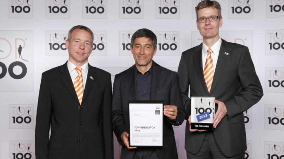 Weidmüller gehört zu den Top 100