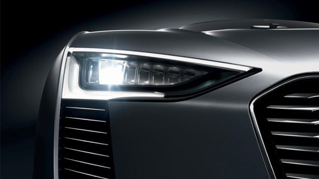 Trendsetter in Sachen Lichttechnik: Audi AG. Bei Innenraumbeleuchtungen geht der Trend in Richtung RGB-LEDs.