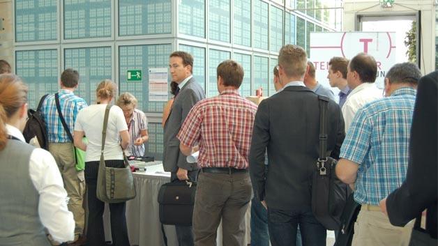 Riesiger Andrang beim Forum Funktionale Sicherheit der WEKA Fachmedien.