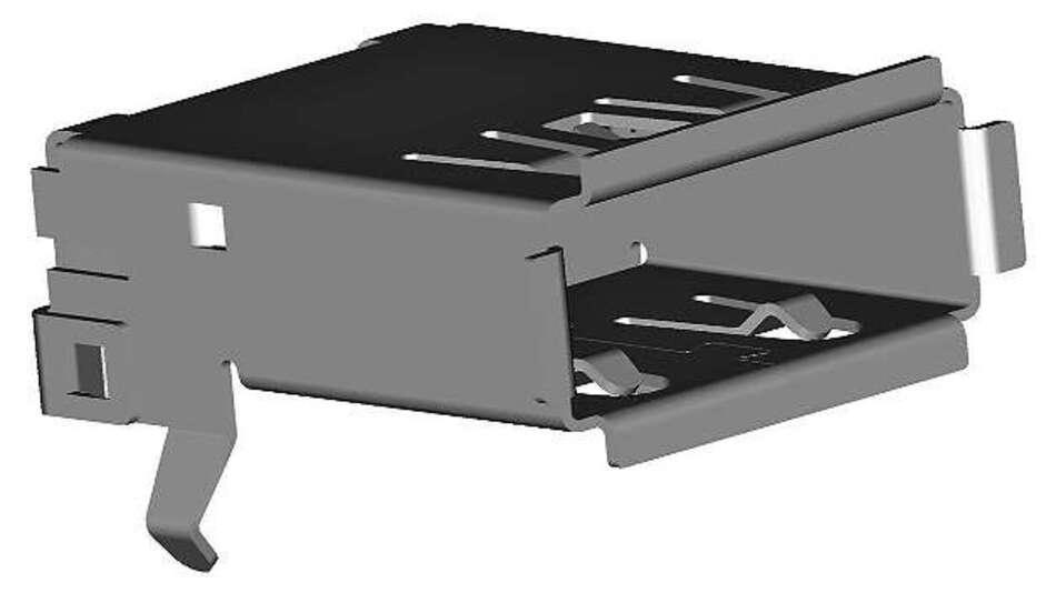 Bild 3: Gehäuse für USB 3.0 Standard A
