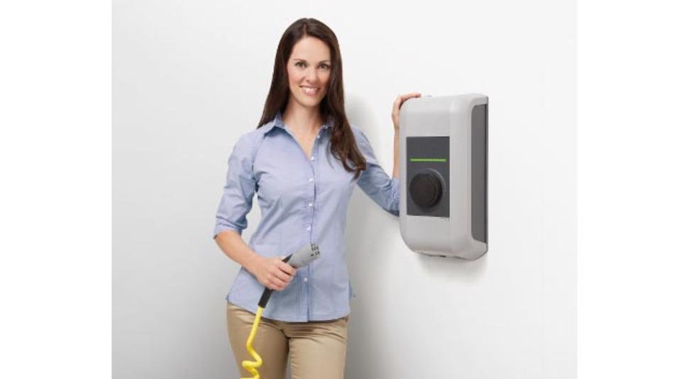 Das österreichische Unternehmen Keba hat für seine Wallbox KeContact P20 die VDE-Zertifizierung bekommen.