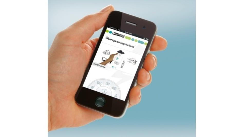 Neue App erklärt Überspannungsschutz